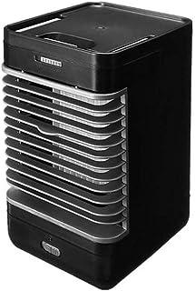 Personligt rymdluftkylare, 3 i 1 bärbar mini luftkonditionering, luftfuktare och renare med 2 hastigheter Snabbkyl för hem...