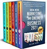 SOCIAL MEDIA MARKETING AND ONLINE BUSINESS 2021: Beyond 2020! Rise to the top of the Main eCommerce Platforms Using the Most Unscrupulous and Winning Tactics ... YouTube & Facebook. (English Edition)