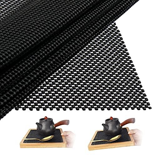 Teppich Antirutschunterlage - Rutschmatte Teppich 80x150CM, Haftet Extrem Gut Antirutschmatte für Teppich, Waschbar und Cuttable Anti Rutsch Unterlage für Teppich, Schublade, Palette, Eßgeräte