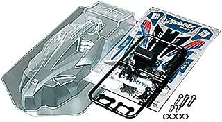 Avante Mk.II Clear Body Set Mini 4WD Grade Up Parts Series