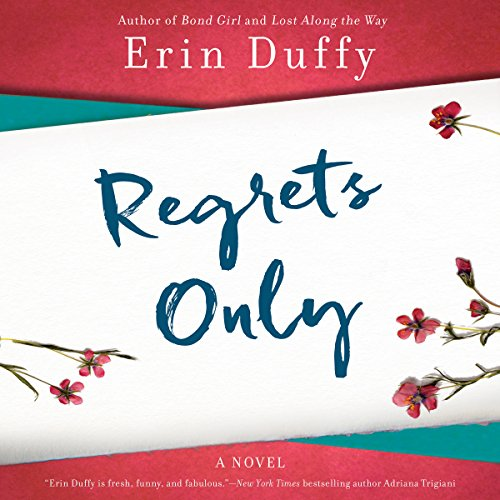 Regrets Only audiobook cover art