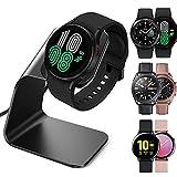 CAVN Cargador Compatible con Samsung Galaxy Watch 4/Galaxy Watch 4 Classic/Active 2/Active/Galaxy Watch 3 Cargador, Cargador de Repuesto Base de Carga Cargador Cable de Carga para Galaxy Watch 4