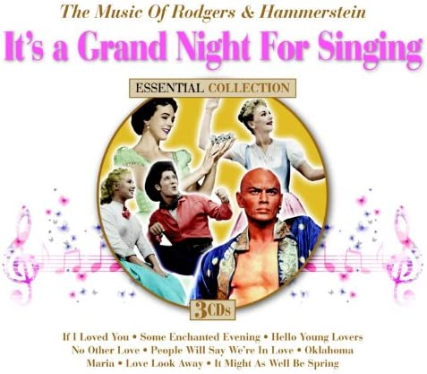It s A Grand Night For Singing The Music Of Rogers and Hammerstein product image