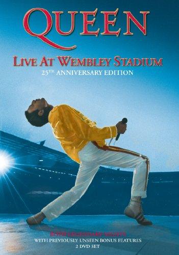 ライヴ・アット・ウェンブリー・スタジアム<25周年記念スタンダード・エディション>[DVD]