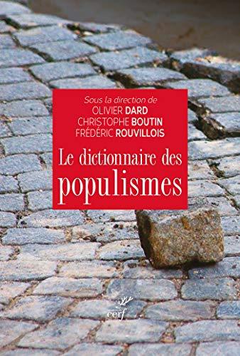 Dictionnaire des populismes