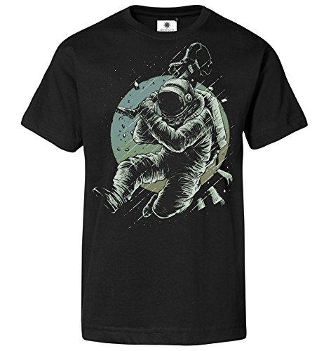 Customized by S.O.S Camiseta para hombre No Music