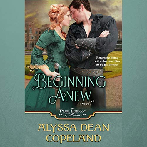 Beginning Anew     Pearl Heirloom Collection, Book 2              By:                                                                                                                                 Alyssa Dean Copeland                               Narrated by:                                                                                                                                 Conrad Allen                      Length: 6 hrs and 38 mins     3 ratings     Overall 3.7