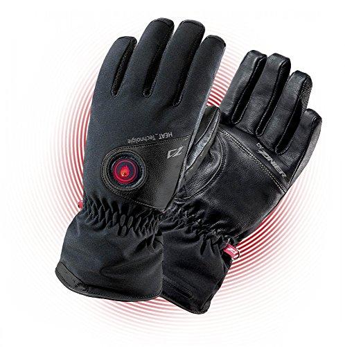 Zanier STREET HEAT.ZB beheizbare Handschuhe für Männer S