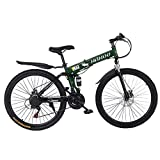 Best Dual Suspension Mountain Bikes - 26 Inch, 21 Speed Folding Mountain Bike Review