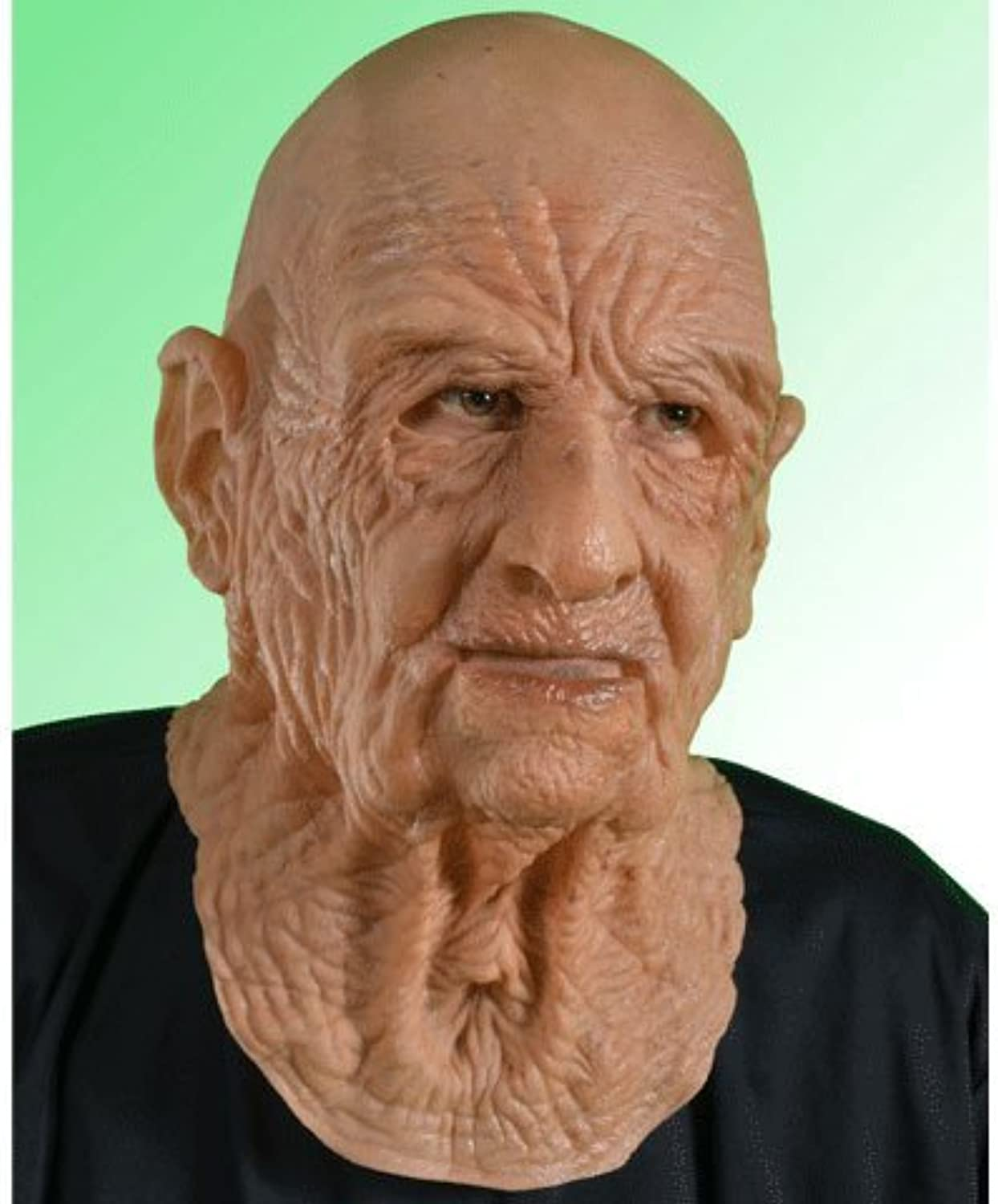 Dead On Arrival (DOA) Supersoft Old Man Mask by Zagone Studios