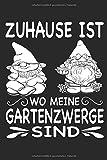 Gartenzwerg: Notizbuch A5 punktraster - zum planen, organisieren und notieren