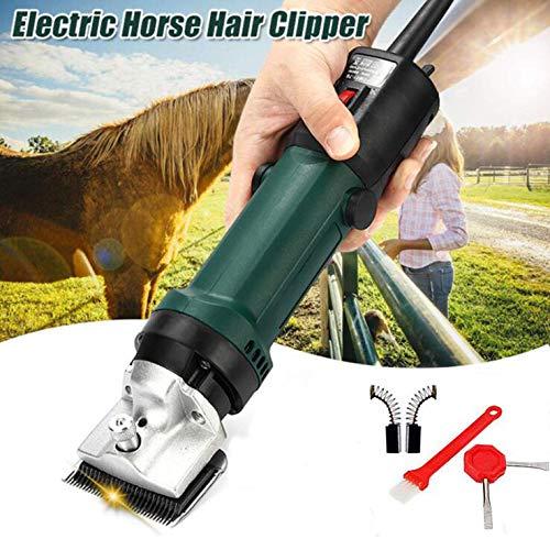 Professional Electric Animal Horse Camel Hond Shear Clipper Pet Hair Trimmer 320W Hair Shaver Shearing Machine 240V 2400R / Min