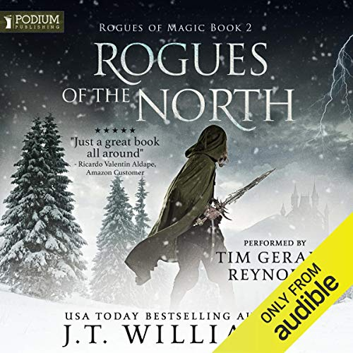 Rogues of the North  By  cover art