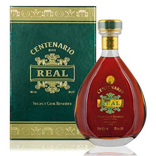 Ron Centenario Real Rum - Select Cask Reserve (1 x 0.7 l)