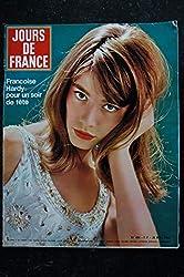 JOURS DE FRANCE 498 30 mai 1964 Françoise HARDY Cover + 3 pages Brigitte Bardot - Juliette Gréco - de Gaulle - 140 pages