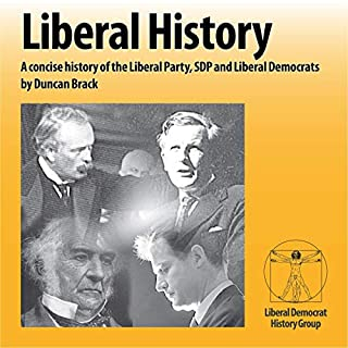 Liberal History cover art