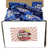 Razzles Gum Original Flavor, Box of 50 Packs. (2 gum per pack, total of 100)