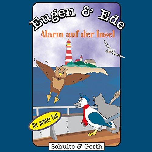 Alarm auf der Insel cover art