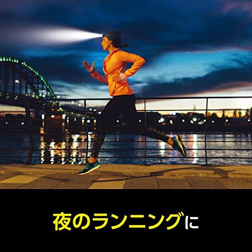 エナジャイザー『コンパクトスポーツヘッドライト』