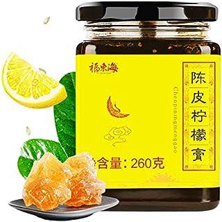 Fudonghai Tangerine Lemon Cream Children'S Edible Cream 260G