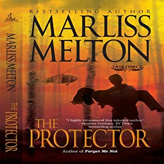 The Protector audiobook cover art