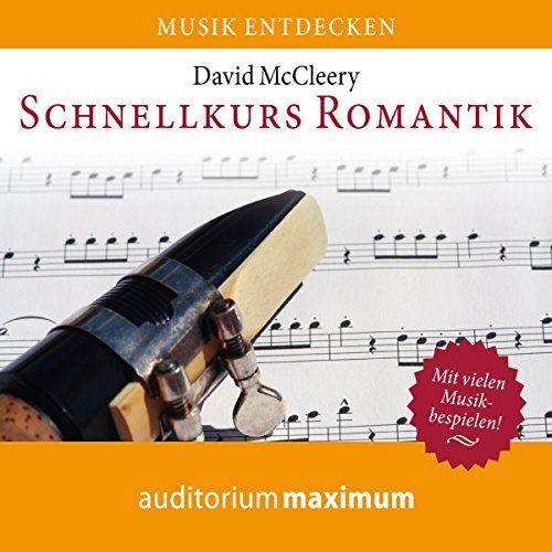 Couverture de Schnellkurs Romantik