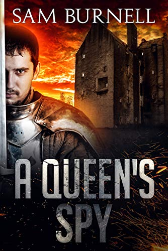 A Queen's Spy: Mercenary For Hire Book 1 - A Hard-Hitting Historical Fiction Series - A Tale of Tudor Action and Adventure by [Sam Burnell, J.D. Palmer]