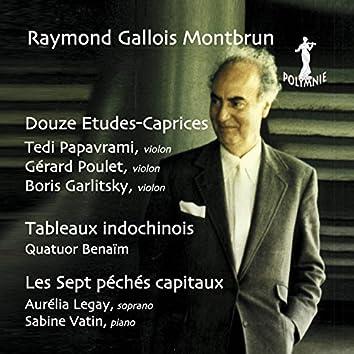 Raymond Gallois Montbrun