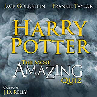 Harry Potter - the Most Amazing Quiz cover art
