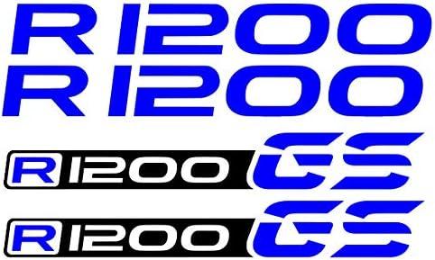 Aufkleber-Set f/ür Mercedes R 1200 GS GP-049 blau