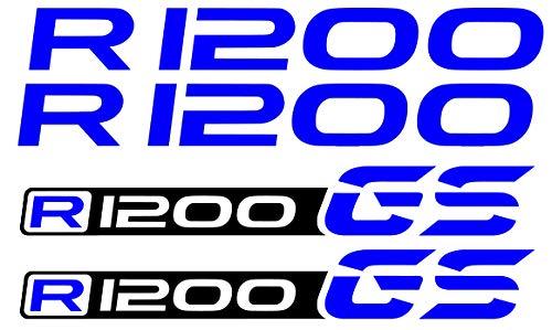 KIT ADESIVI DECAL STICKERS R 1200 GS GP-049 (Blue)