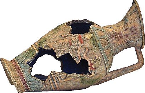 Rosewood 88821 Aquariumdeko ägyptische Urne