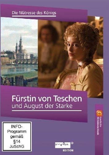 Fürstin von Teschen und August der Starke