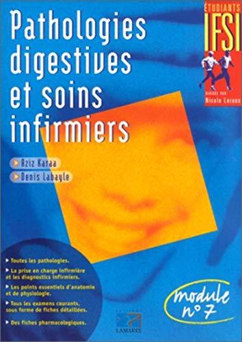 Pathologies digestives et soins infirmiers