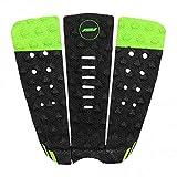 ProLite Surfpads, groß, Arch Black/Neon Green