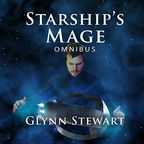Starship's Mage Omnibus audiobook cover art
