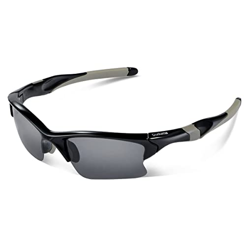 7bb94f8dad Duduma Polarized Sports Sunglasses for Men Women Baseball Fishing Golf  Running Cycling Driving Softball Hiking Unbreakable