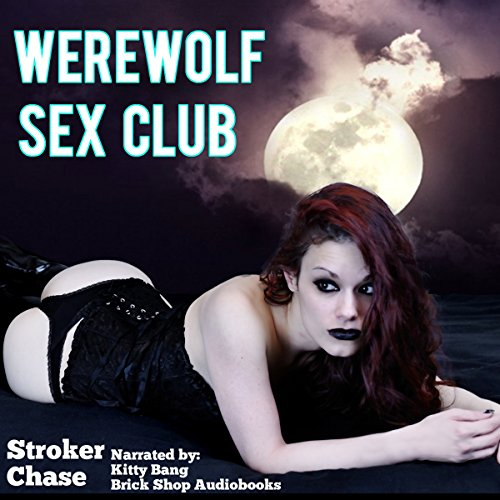 Werewolf Sex Club audiobook cover art