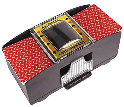 Best las vegas manual card shuffler