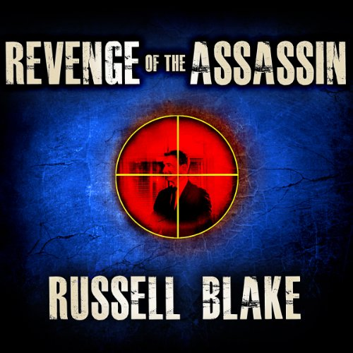 Revenge of the Assassin audiobook cover art