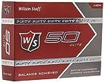 Wilson Golf Staff Fifty Elite Golf Balls