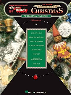 Ultimate Christmas: E-Z Play Today Volume 187