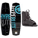 Hyperlite Package Machete Wakeboard 144 cm Frequency Binding