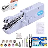 Best Handheld Sewing Machines - Handheld Sewing Machine Portable Electric Cordless Sewing Machine Review