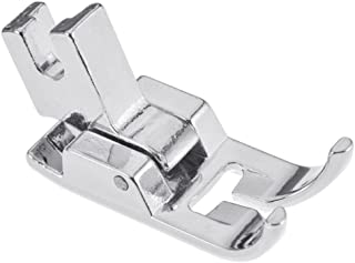 TFBOY LOW Shank Zig Zag Sewing Machine Presser Foot with Low Shank Adaptor- Fits All Low Shank Singer, Brother, Babylock, Viking (Husky Series), Euro-pro, Janome, Kenmore, White, Bernina (Bernette Ser