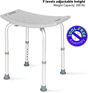 Best shower stool folding Reviews