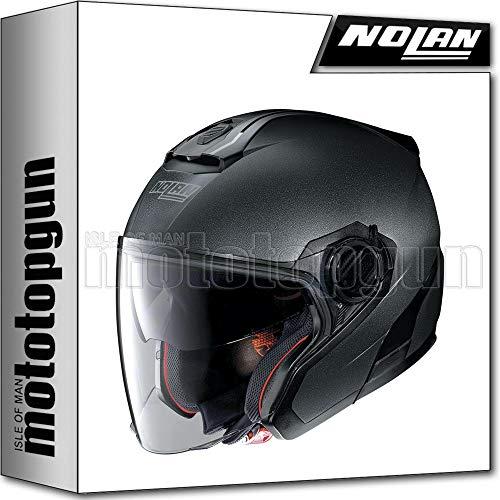 NOLAN CASCO MOTO JET N40-5 SPECIAL NERO GRAFITE 009 TG. L