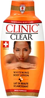 Clinic Clear Whitening Body Lotion