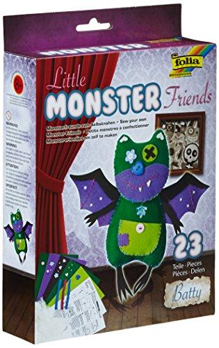 Folia Kit de Bricolage Little Monster Friends