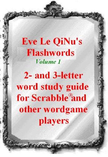 Eve Le QiNus Flashwords: Unofficial Scrabble Word Study Guide (English Edition) eBook: Le QiNu, Eve: Amazon.es: Tienda Kindle